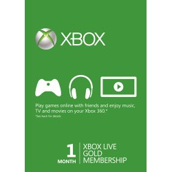XBOX Live Gold Membership 1...