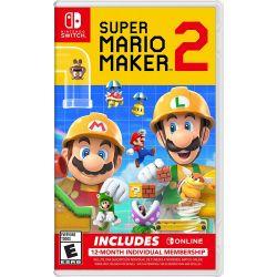 Super Mario Maker 2 +...