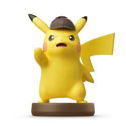 Pikachu amiibo detective