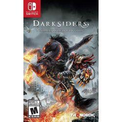 Darksiders: Warmastered...