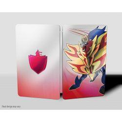 Pokemon Shield Steelbook...