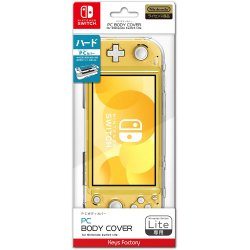 Switch Lite Plastic Case by...
