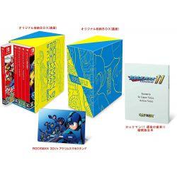 Megaman & Megaman X 5in1...