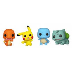 Funko Pop! Pokemon Starters