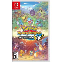 Pokemon Mystery Dungeon:...