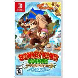 Donkey Kong: Tropical...