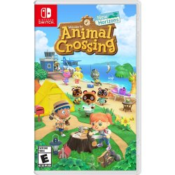 Animal Crossings New Horizons