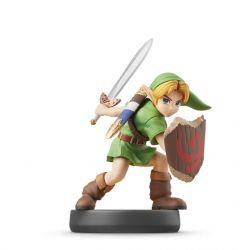 Amiibo - Young Link - Super...