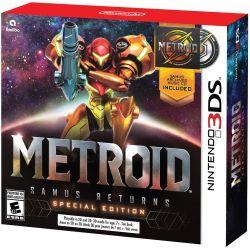 Metroid: Samus Returns...